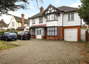 Thumbnail 4 bed detached house for sale in Church Road, Uxbridge, Middlesex