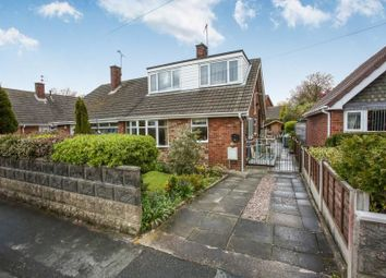 Thumbnail 3 bedroom bungalow for sale in Margery Avenue, Scholar Green, Stoke-On-Trent