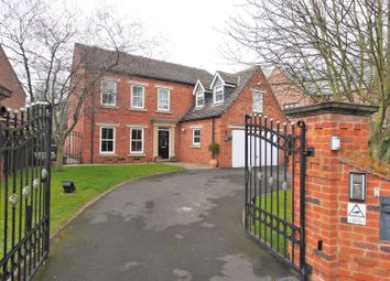 Thumbnail 6 bed detached house for sale in Park Drive, Sprotbrough, Doncaster