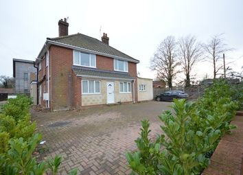 Thumbnail 1 bedroom flat to rent in New Road, North Walsham