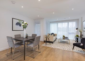 Thumbnail 1 bed flat for sale in Cooks Road, Stratford, London