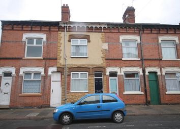 Thumbnail 5 bedroom terraced house to rent in Jarrom Street, Leicester