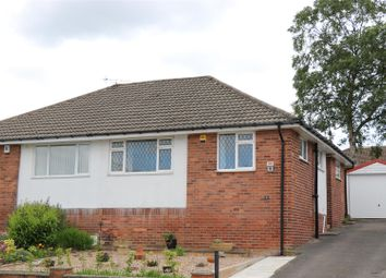 Thumbnail 2 bed bungalow to rent in Moseley Wood Walk, Cookridge, Leeds