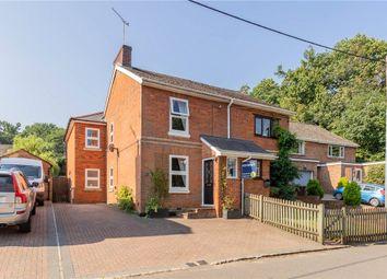 Alpha Cottages, High Street, Little Sandhurst GU47. 3 bed semi-detached house