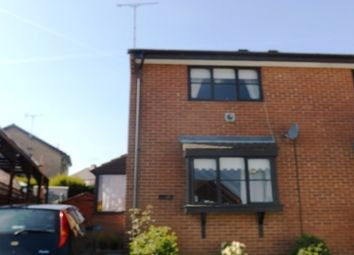 Thumbnail 2 bed semi-detached house to rent in Nether Ley Croft, Chapeltown, Sheffield