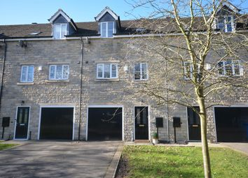 Thumbnail 3 bed town house for sale in Staunton Close, Wingerworth, Chesterfield