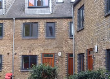 Thumbnail 3 bed mews house to rent in Emerald Mews, Stoke Newington, London