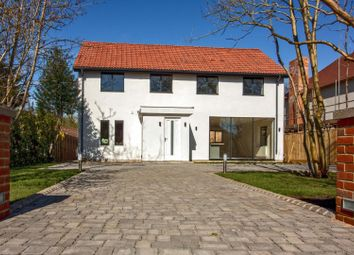 Thumbnail 5 bed detached house for sale in Poulters Lane, Broadwater, Worthing