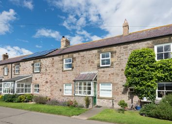 Thumbnail 3 bed cottage for sale in Dunstan Square, Northumberland
