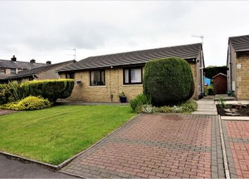 Thumbnail 1 bed semi-detached bungalow for sale in Dorset Street, Burnley