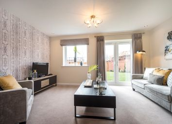 Thumbnail 2 bed semi-detached house for sale in Synehurst Avenue, Evesham, Worcestershire
