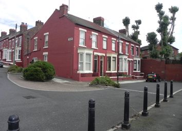 Thumbnail 3 bedroom property to rent in Grafton Street, Toxteth, Liverpool