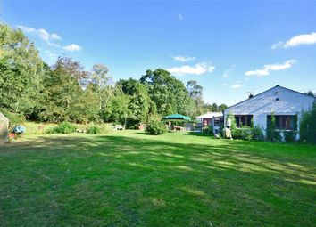 Thumbnail 3 bed semi-detached bungalow for sale in Stocks Green Road, Hildenborough, Tonbridge, Kent
