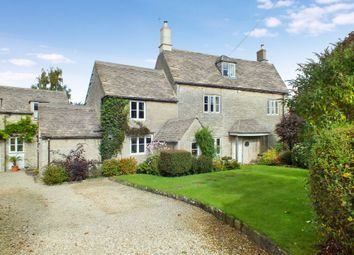 Thumbnail 4 bed detached house for sale in Cricklade Street, Poulton, Cirencester