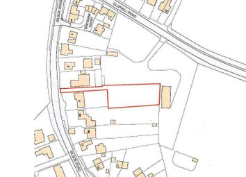 Thumbnail Land for sale in Building Plot To The Rear Of, 9 Silsoe Road, Maulden, Bedfordshire