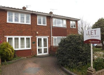 Thumbnail 3 bed property to rent in The Kingsway, Portchester, Fareham