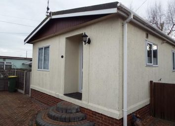 Thumbnail 2 bed mobile/park home for sale in Lower Road, Hockley, Essex