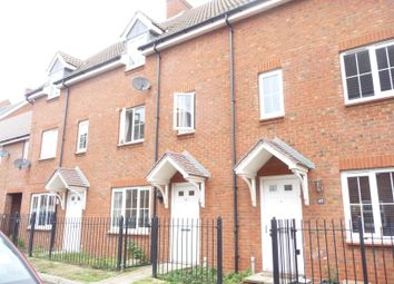 Thumbnail 3 bed town house to rent in Merrick Close, Stevenage