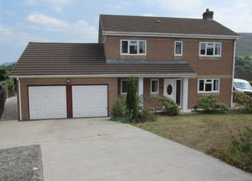 Thumbnail 4 bed detached house for sale in Ashbourne Court, Aberdare