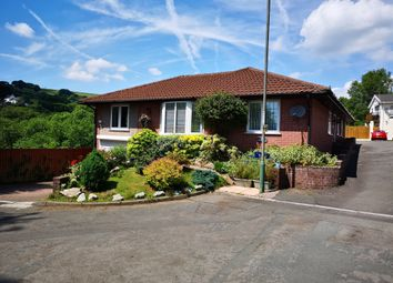 Thumbnail 3 bed detached bungalow for sale in Heol Clyd, Caerphilly