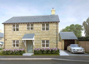 Thumbnail 3 bed detached house for sale in Orchard Place, Churchill Farm, Mosterton, Beaminster