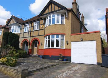 Thumbnail 5 bedroom semi-detached house to rent in The Ridgeway, London