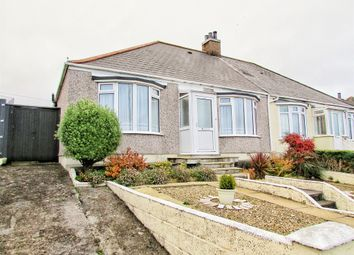 Thumbnail 2 bed semi-detached bungalow for sale in Pemros Road, St. Budeaux, Plymouth