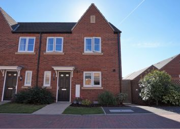 Thumbnail 4 bed semi-detached house for sale in Broad Way, Bicester