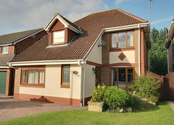 Thumbnail 4 bed detached house for sale in Harthill Avenue, Leconfield, Beverley