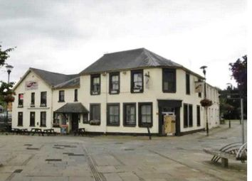 Thumbnail 1 bed detached house to rent in Taffys Tavern, 11 Park Street, Bridgend