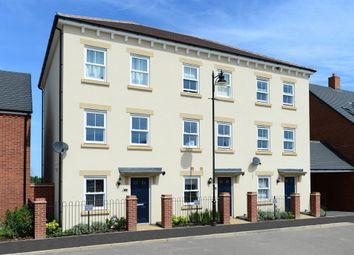 "Thumbnail 4 bedroom end terrace house for sale in ""Faversham"" at Greenkeepers Road, Biddenham, Bedford"