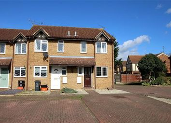 Thumbnail 2 bedroom end terrace house to rent in Bowman Close, Stratton, Swindon