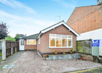 Thumbnail 2 bedroom detached bungalow to rent in Nursery Lane, Quorn, Loughborough