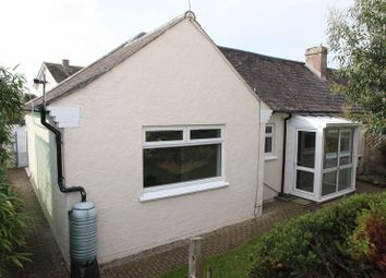 Thumbnail 3 bed semi-detached bungalow for sale in Leader Road, Newquay