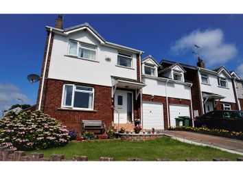 Thumbnail 4 bed semi-detached house for sale in Gable Avenue, Cockermouth