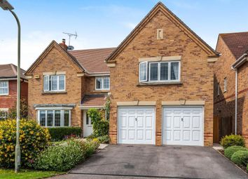 Thumbnail Detached house for sale in Holder Close, Shinfield, Reading