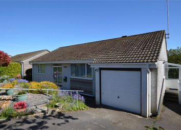 Thumbnail 3 bed detached bungalow for sale in Allen Vale, Liskeard, Cornwall
