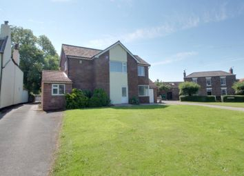 Thumbnail 3 bed detached house for sale in The Green, Rawcliffe, Goole