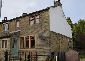 Thumbnail 2 bed end terrace house for sale in Sunny Bank, Bradford