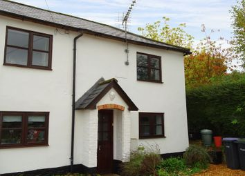 Thumbnail 2 bed terraced house for sale in Gunville Road, Winterslow, Salisbury