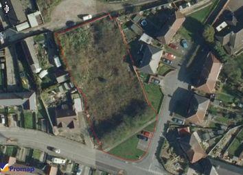Thumbnail Land for sale in Land At Rose Avenue/Peveril Drive, Peveril Drive, Ilkeston, Derbyshire