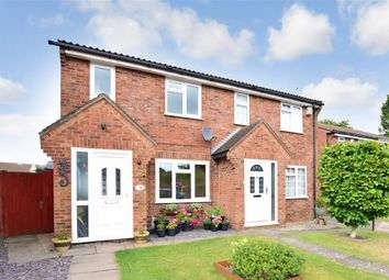 Thumbnail 3 bed semi-detached house for sale in Croydon Close, Chatham, Kent