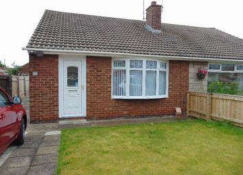 Thumbnail 2 bed bungalow to rent in Stokesley Road, Hartlepool