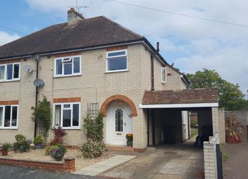 Thumbnail 3 bed semi-detached house for sale in Grovefields Avenue, Frimley