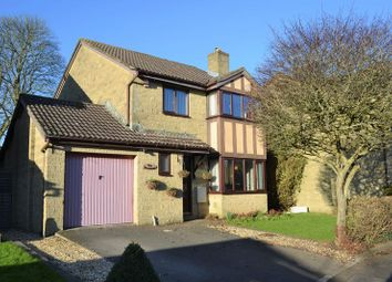Thumbnail 4 bed detached house for sale in Home Farm Close, Peasedown St John, Near Bath