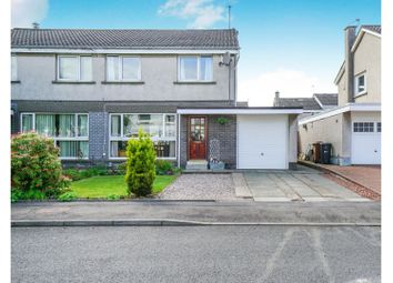 Thumbnail 3 bed semi-detached house for sale in Belsyde Court, Linlithgow
