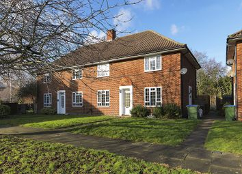 Thumbnail 2 bedroom flat for sale in Gloucester Close, Thames Ditton