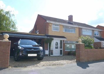 Thumbnail 5 bedroom semi-detached house for sale in Hollway Road, Stockwood, Bristol