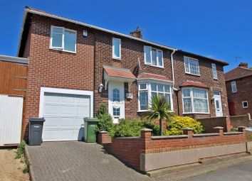 Thumbnail 4 bed semi-detached house for sale in Kirk Road, Mapperley, Nottingham