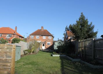 Thumbnail 2 bed semi-detached house for sale in Southwold Road, Wrentham, Beccles, Suffolk